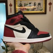 Air Jordan 1 Bred Toe_23