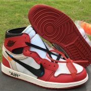 OFF-WHITE-x-Air-Jordan-1-Retro-High-OG-10X-White-Black-Varsity-Red-For-Sale