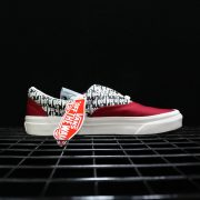 Fear of God x Vans Red_1