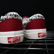 Fear of God x Vans Red_10