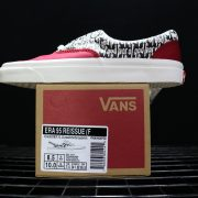 Fear of God x Vans Red_13