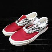 Fear of God x Vans Red_5