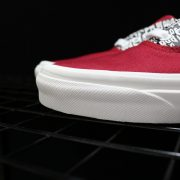 Fear of God x Vans Red_7